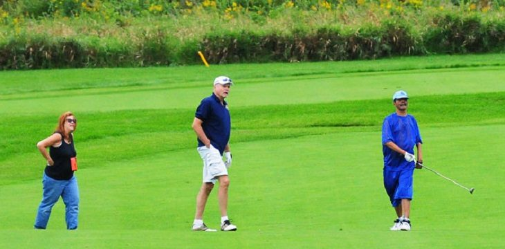 Veterans 'TEE' up for 25th anniversary golf tournament