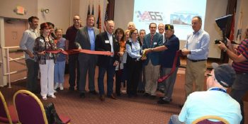 IMAGE: Ribbon cutting ceremony for the channel