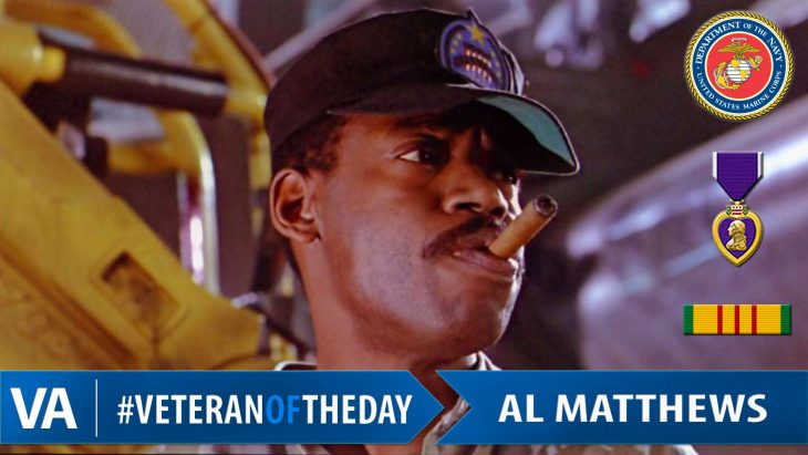 Al Matthews - Veteran of the Day