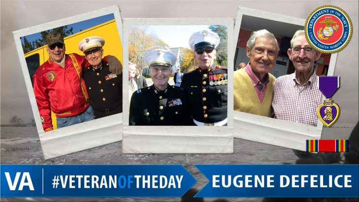 Eugene DeFelice - Veteran of the Day