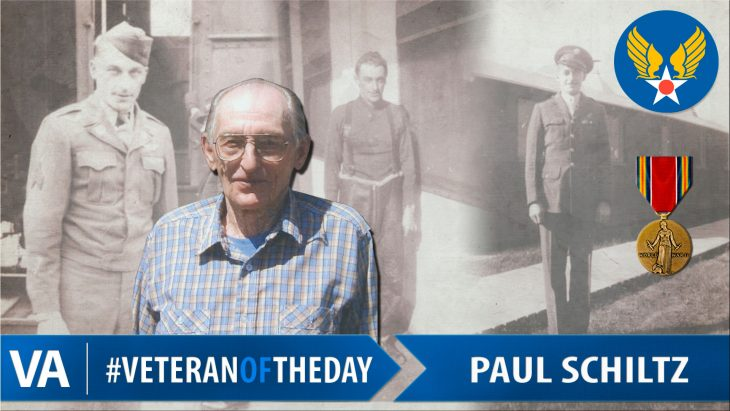 Paul-Schiltz - Veteran of the Day