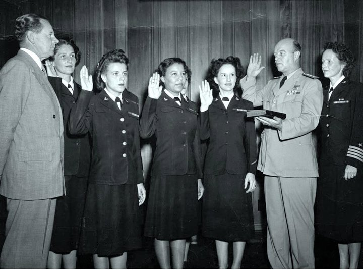 The Yeoman (F) Program and the Legacy of Women Veterans