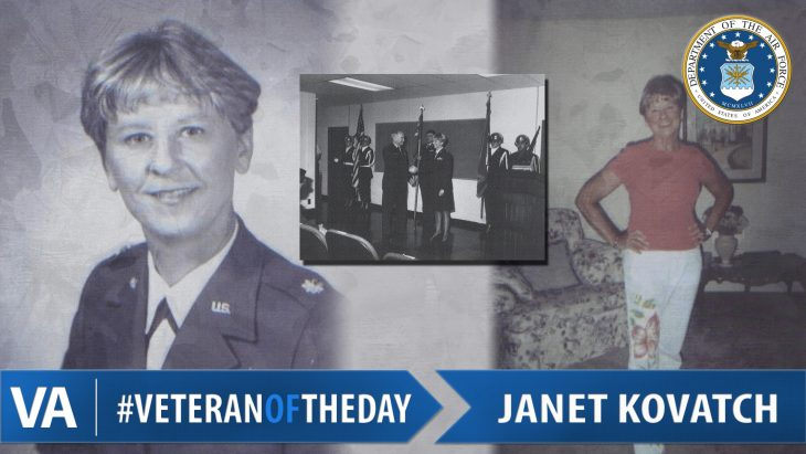Janet Kovatch - Veteran of the Day