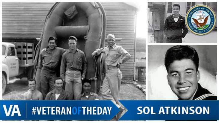 Sol Atkinson - Veteran of the Day