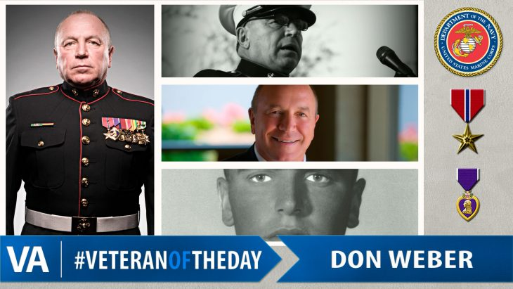 Don Weber - Veteran of the Day