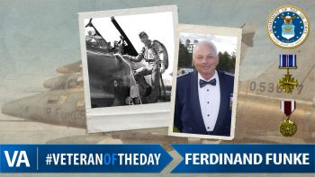 Ferdinand Funke - Veteran of the Day