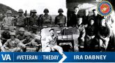 Ira Dabney - Veteran of the Day