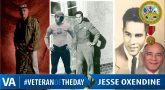 Jesse Oxendine - Veteran of the Day