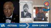 John Canley - Veteran of the Day