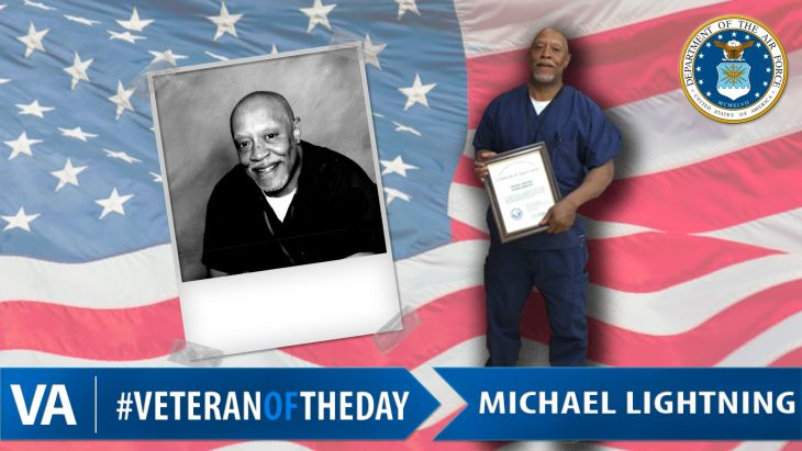 Michael Lightning - Veteran of the Day