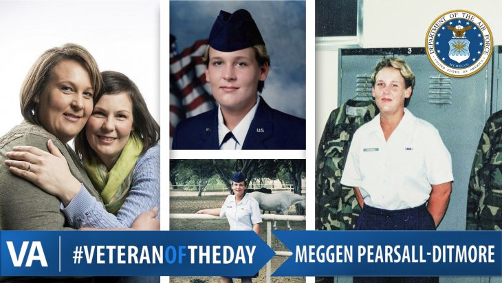 Meggen Pearsall-Ditmore - Veteran of the Day