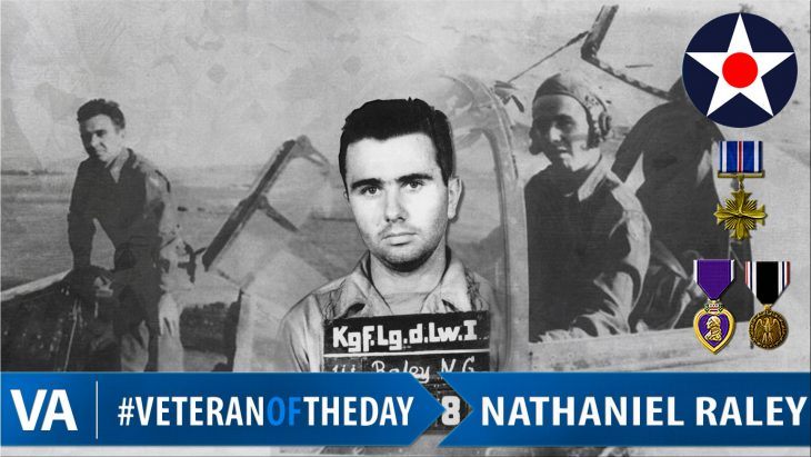 Nathaniel Raley - Veteran of the Day