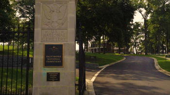 Baltimore National Cemetery Lodge