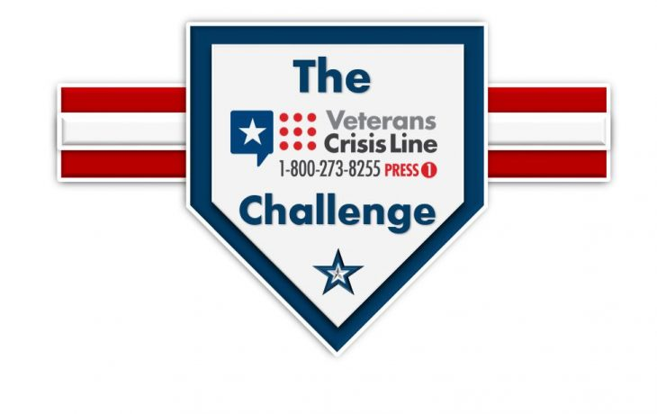 Veterans Crisis Line Challenge logo. (U.S. Department of Veterans Affairs graphic by Luis H. Loza Gutierrez)