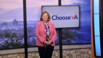 Dr. Anne Hutchins, Chief of Staff for Salem VA Medical Center