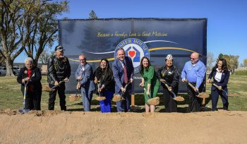 New Mexico Fisher House ground breaking