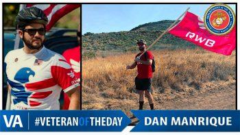 Dan Manrique - Veteran of the Day