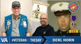 Derl Horn - Veteran of the Day