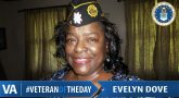 Evelyn Dove - Veteran of the Day