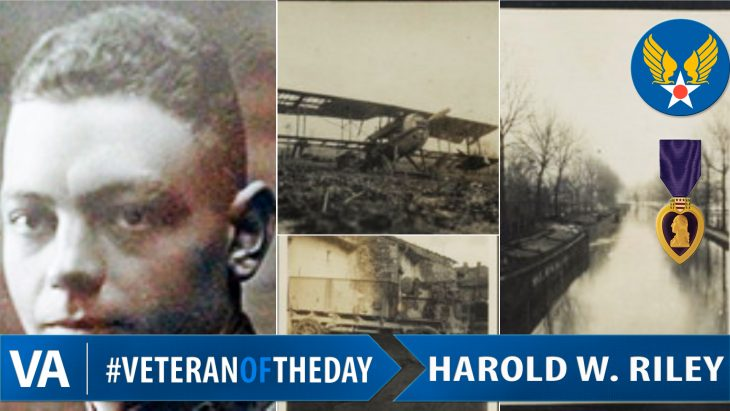 Harold Riley - Veteran of the Day