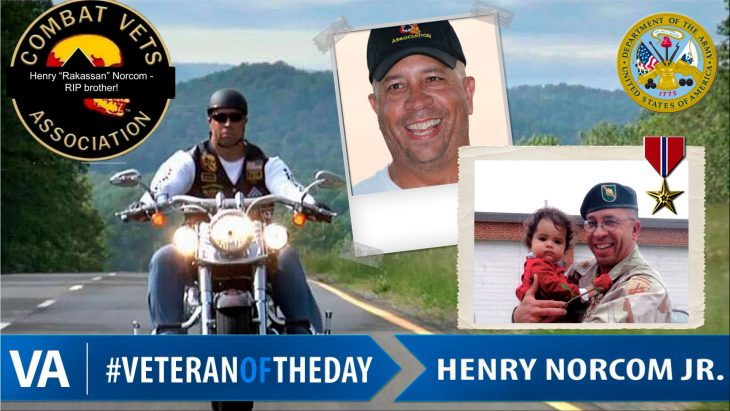 Henry Norcom - Veteran of the Day