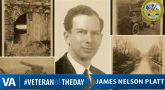 James Nelson Platt - Veteran of the Day