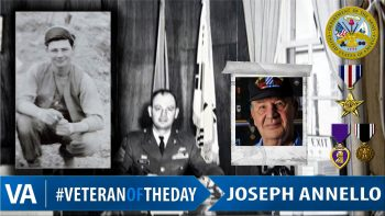 Joseph Annello - Veteran of the Day