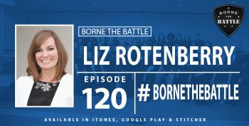 Liz Rotenberry - Borne the Battle