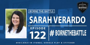 Sarah Verardo - Borne the Battle