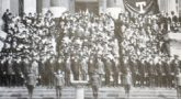 Transylvania University remembers students who left the classroom for the battlefields of Europe