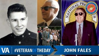 John Fales - Veteran of the Day