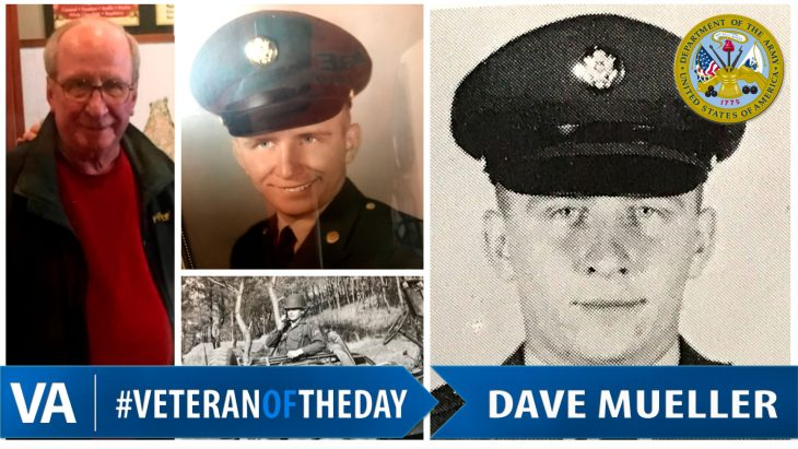 Dave Mueller - Veteran of the Day