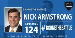 Nick Armstrong - Borne the Battle