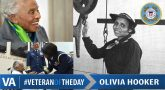 Olivia Hooker - Veteran of the Day