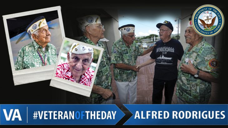 Al Rodrigues - Veteran of the Day