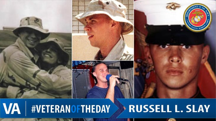 Russell Slay - Veteran of the Day