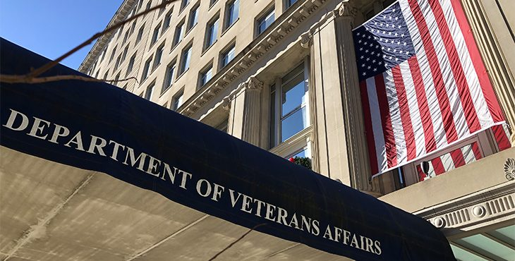 VA Central Office building in Washington, D.C.