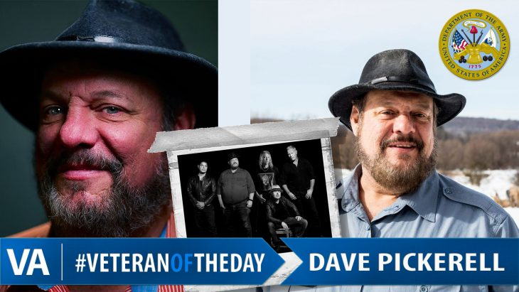 Dave Pickerell - Veteran of the Day