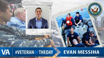 Evan Messiha - Veteran of the Day