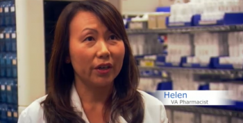 A picture of Pharmacist Helen