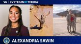 Alexandria Sawin - Veteran of the Day