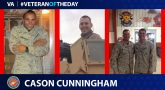 Cason Cunningham - Veteran of the Day