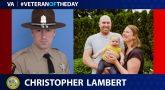 Chris Lambert - Veteran of the Day