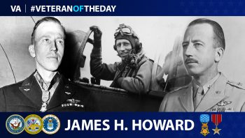 James Howell Howard - Veteran of the Day
