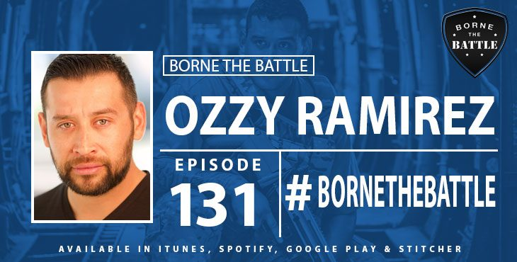 Ozzy Ramirez - Borne the Battle