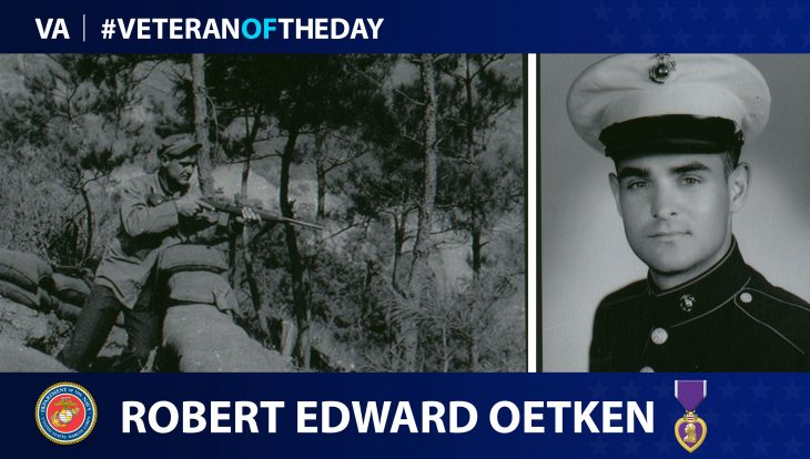 Robert Oetken - Veteran of the Day
