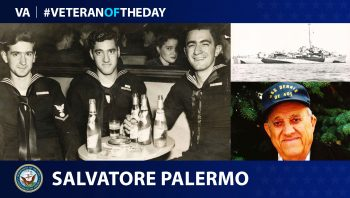 Salvatore Palermo - Veteran of the Day