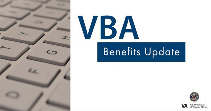 VBA Benefits Update graphic