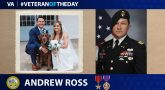Andrew Ross - Veteran of the Day