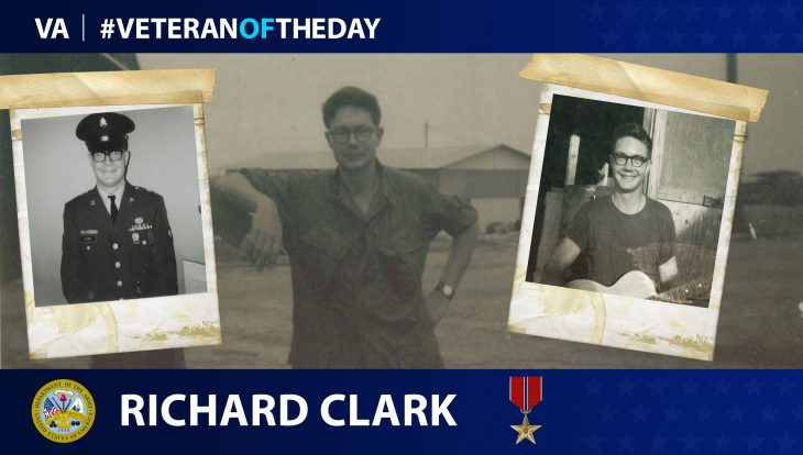 Richard Clark - Veteran of the Day